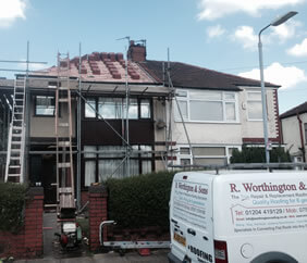 contact r worthington and sons roofing for all your roofing bolton