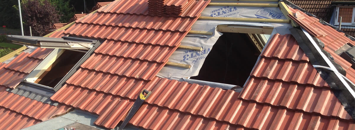 roof window installation bolton bury manchester