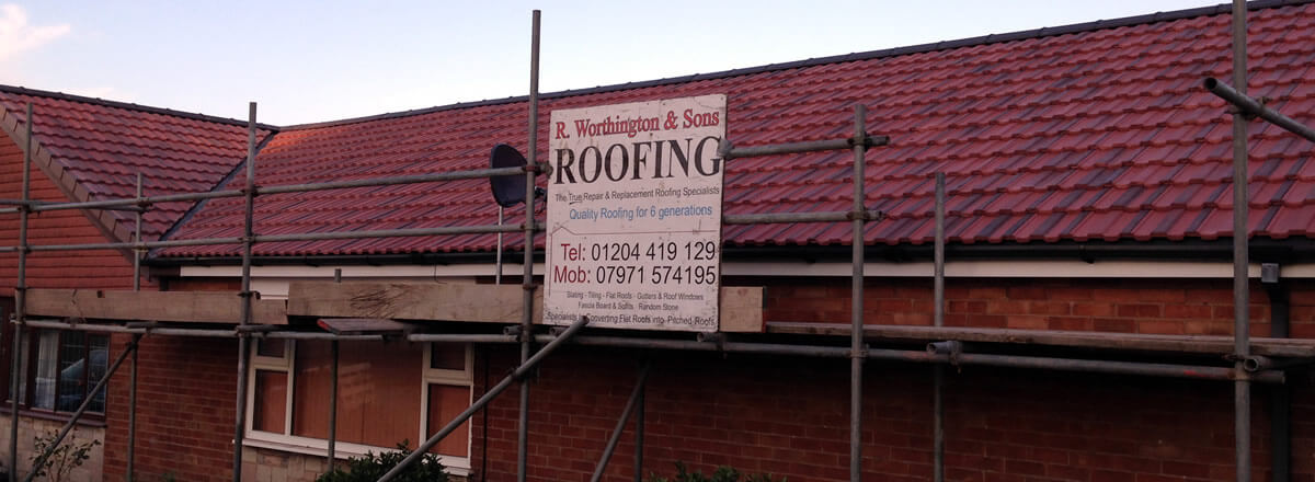 roof repairs bolton fix leaking roof bury manchester